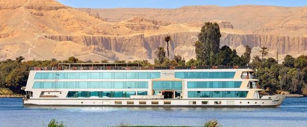 Amwaj Nile Cruise - Egypt Tours Portal Partners