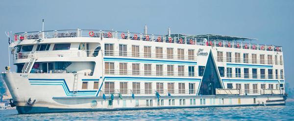 Concerto Nile Cruise - Egypt Tours Portal Partners