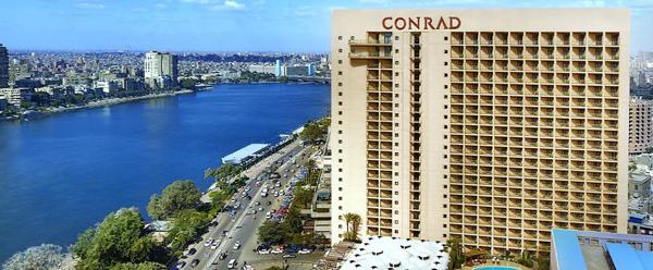 Conrad Cairo - Egypt Tours Portal Partners