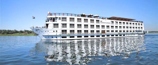 Crown Jewel Nile Cruise - Egypt Tours Portal Partners
