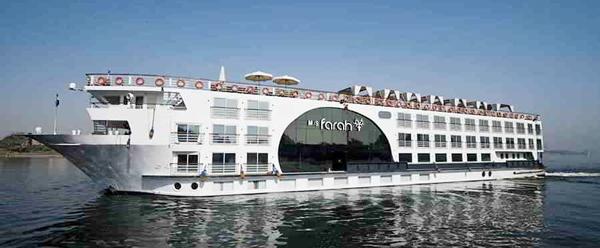 Farah Nile Cruise - Egypt Tours Portal Partners