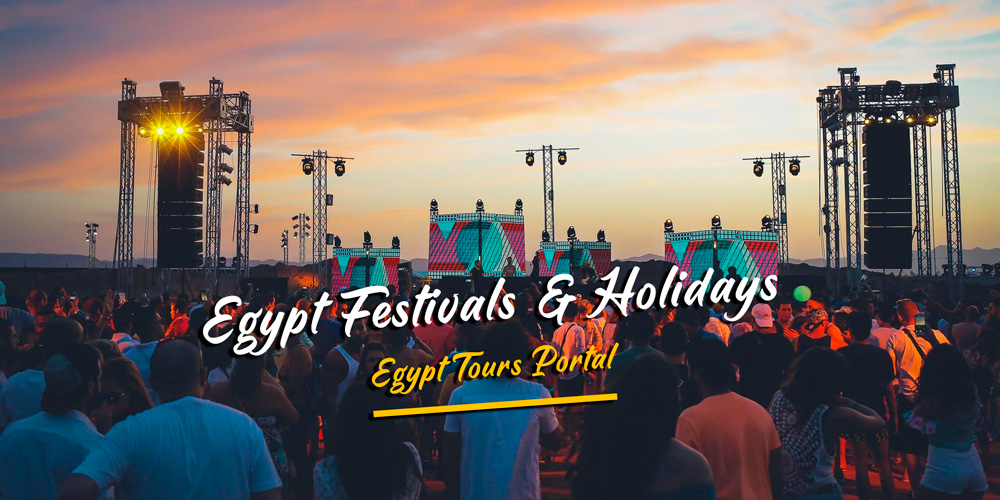 Festivals and Public Holidays in Egypt