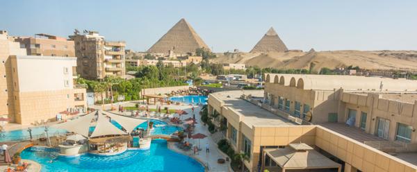 Le-Meridien Pyramids - Egypt Tours Portal Partners