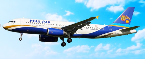 Nile Air - Egypt Tours Portal Partners