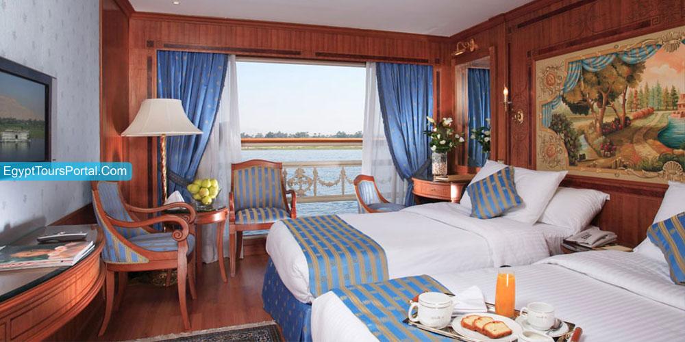Nile Cruise Facilities - Egypt Tours Portal