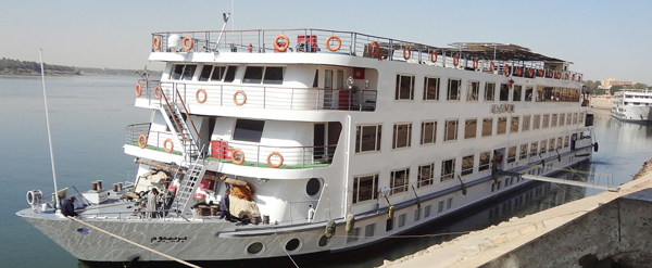 Nile Premium Nile Cruise - Egypt Tours Portal Partners