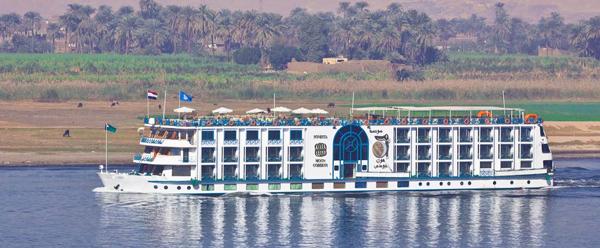 Sonesta Moon Goddess Nile Cruise - Egypt Tours Portal Partners