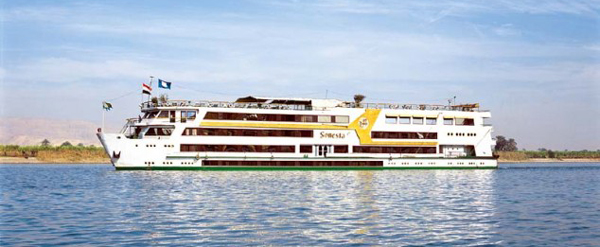 Sonesta Nile Goddess Nile Cruise - Egypt Tours Portal Partners