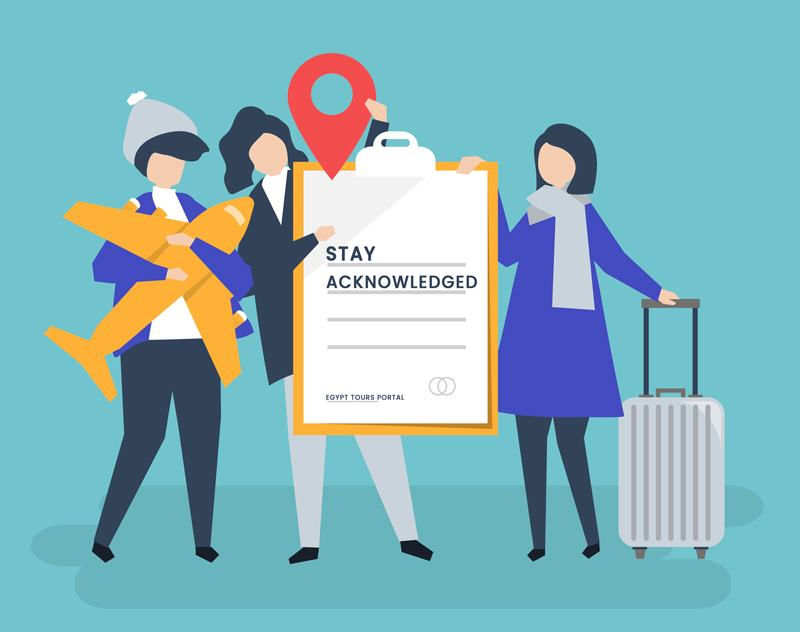 Stay Acknowledged - Egypt Tours Portal