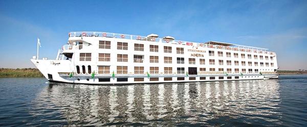 Steigenberger Minerva Nile Cruise - Egypt Tours Portal Partners