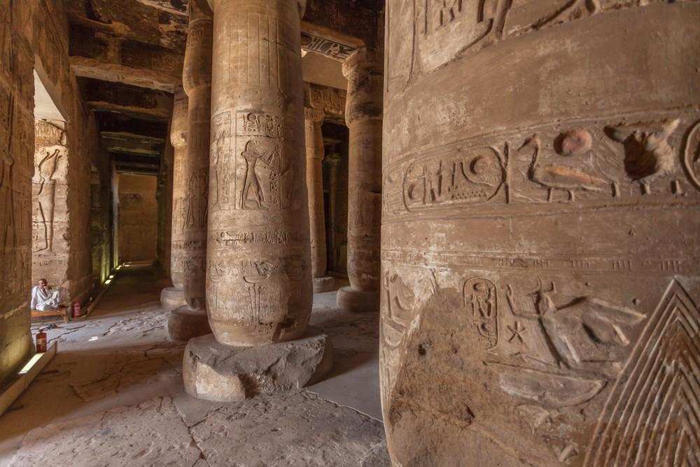 Temple of Abydos - Egypt Tours Portal