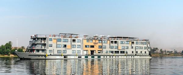 Tulip Nile Cruise - Egypt Tours Portal Partners