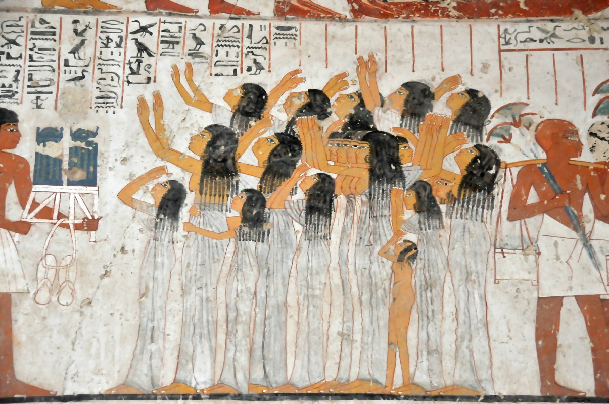 Valley of the Nobles - Egypt Tours Portal