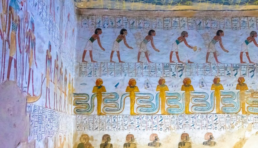 Valley of the Queens - Egypt Tours portal