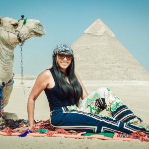 14 Days Solo Woman Journey to Egypt