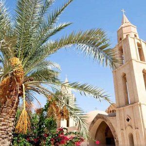 Tour to Wadi El Natroun from Cairo