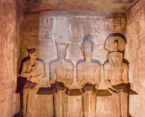 Abu Simbel Sun Festival Event ``Feb 2021``