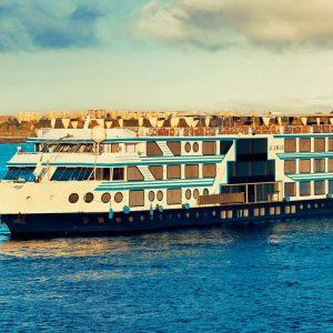 Luxury MS Acamar Nile Cruise